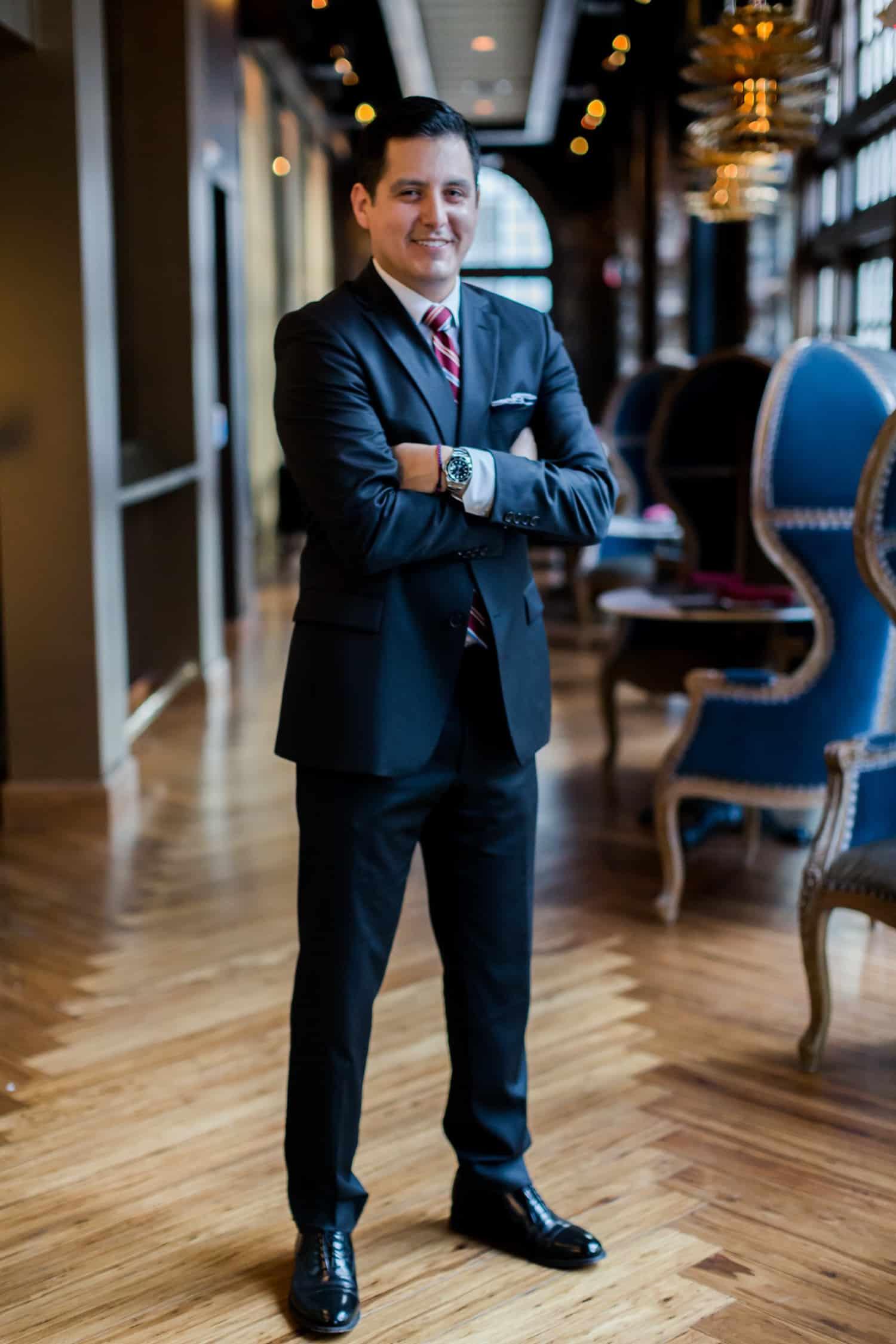 Sergio Selvera - Attorney